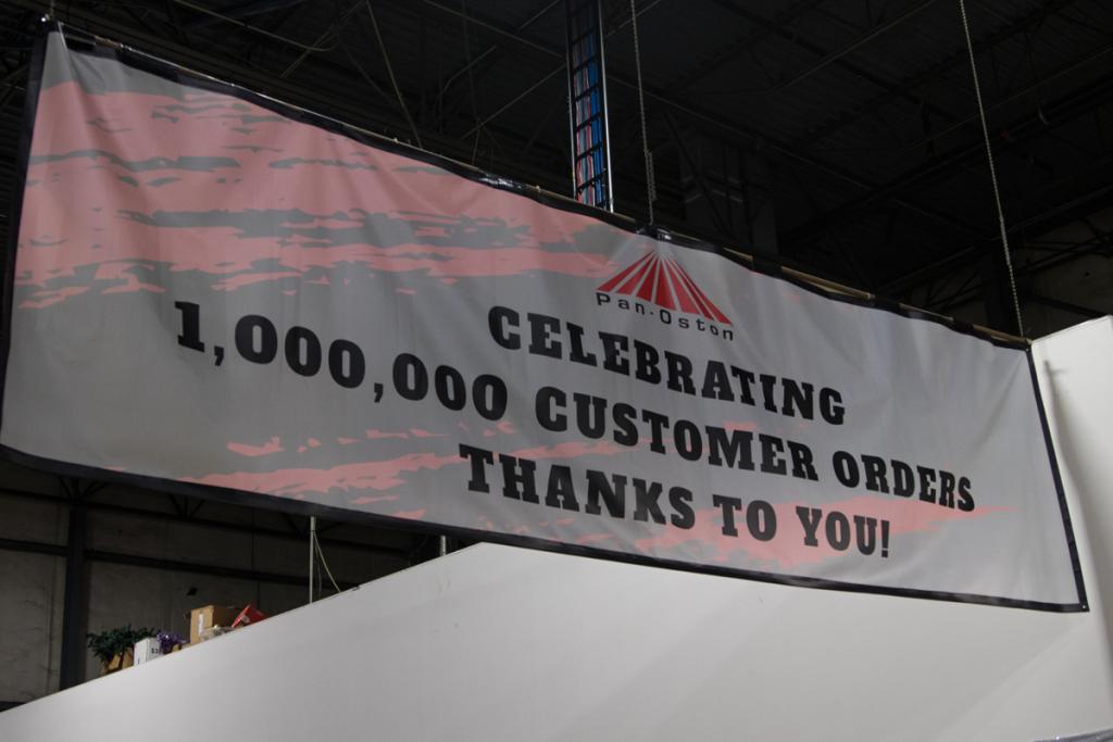 Pan-Oston Celebrates One Millionth Order Thumbnail