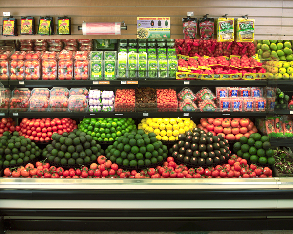 Grocery And Gourmet Food Stores