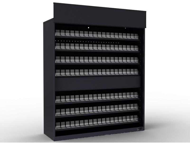 cigarette display cases pan oston. Black Bedroom Furniture Sets. Home Design Ideas