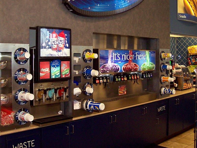 C-Store Display