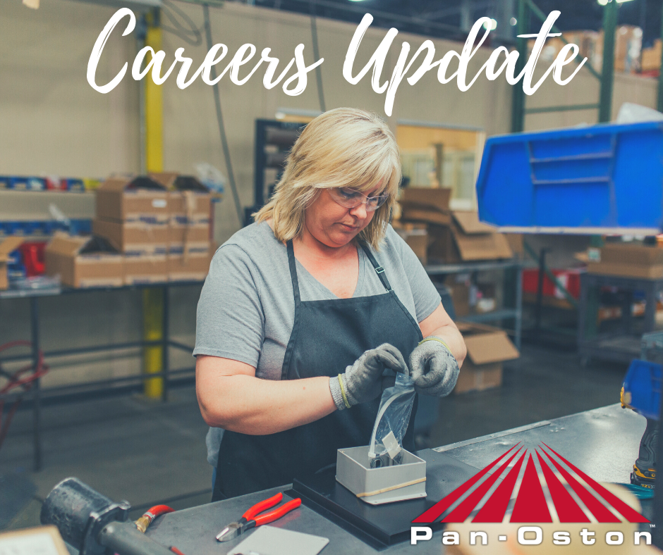 Pan-Oston Careers Update Thumbnail