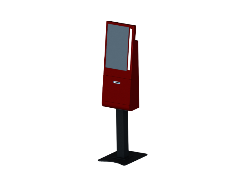 Self-Service Kiosk, Freestanding